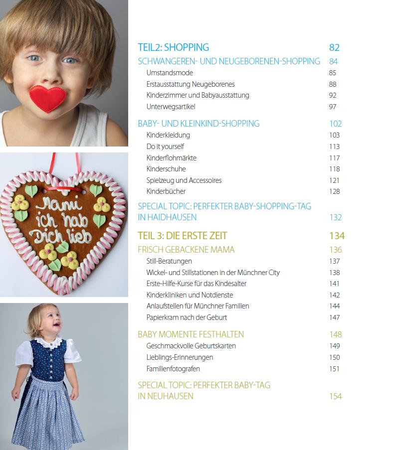 Inhaltsverzeichnis S. 2 - my city baby münchen