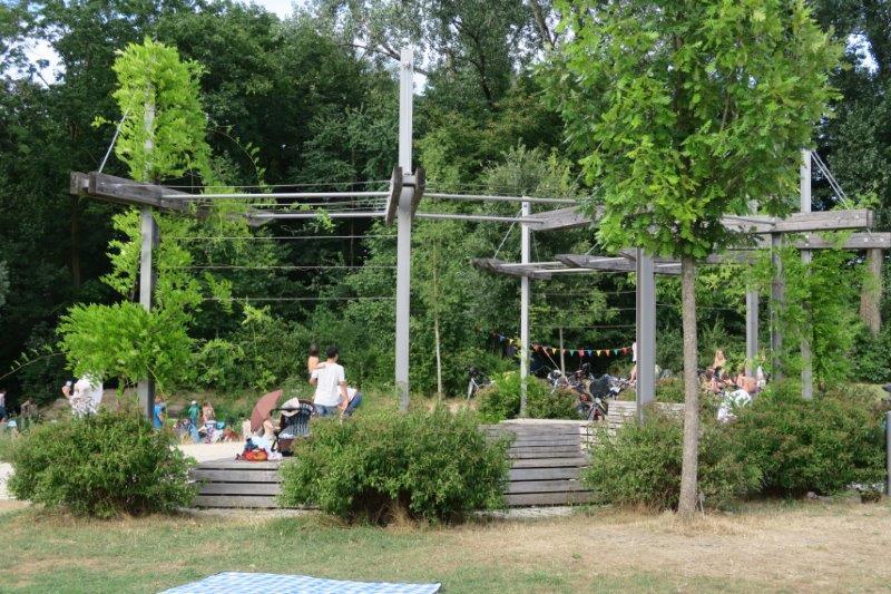 Rosengarten München mit Kindern (6)