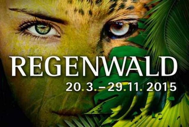 Regenwald-Ausstellung Lokschuppen