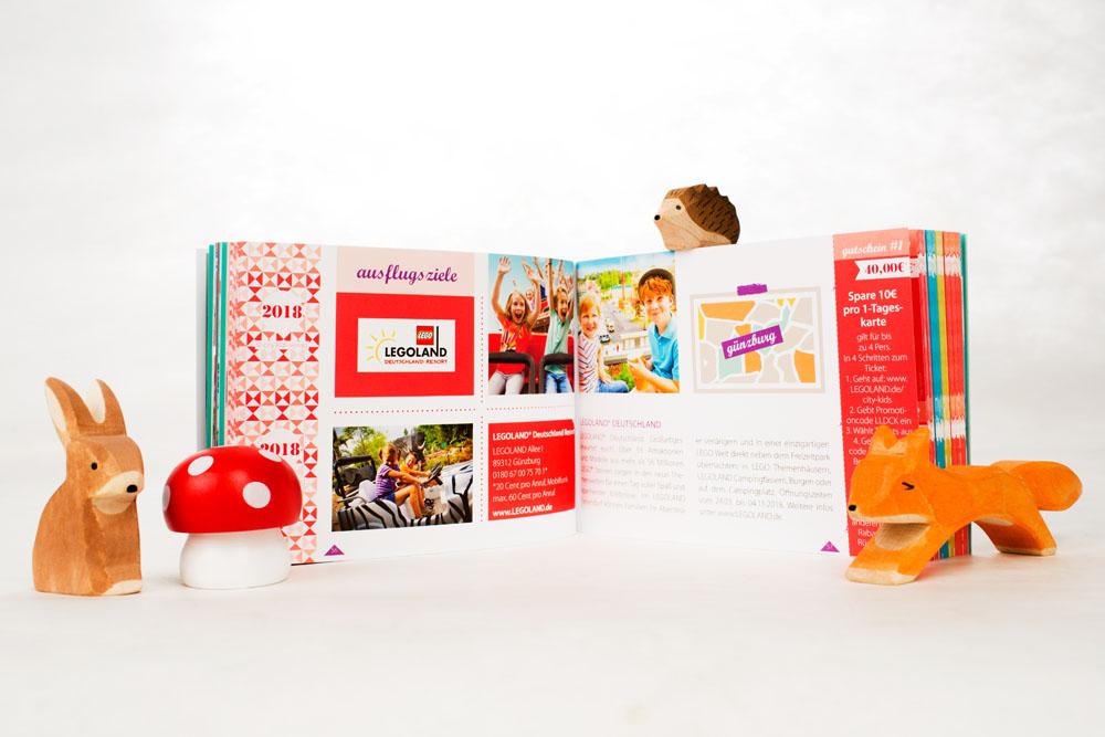 Gutscheinbuch München für Familien