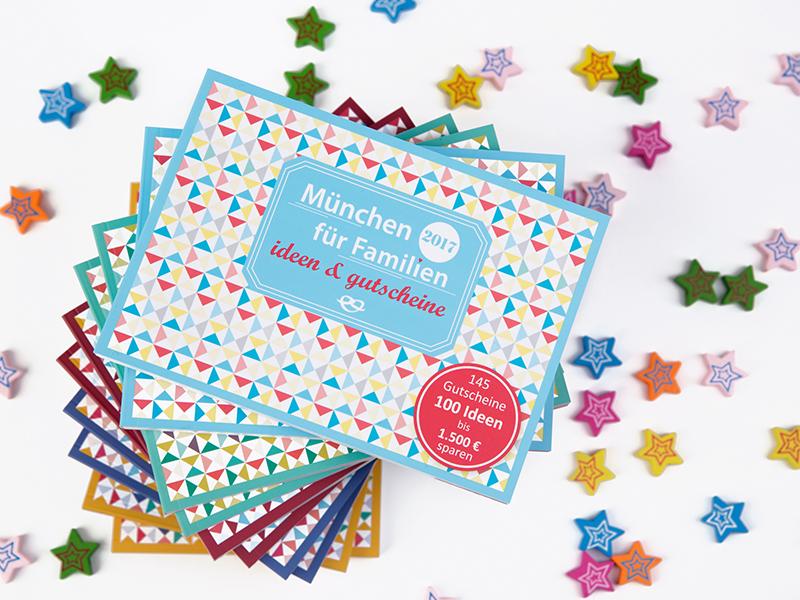 Familiengutscheinbuch München für Familien