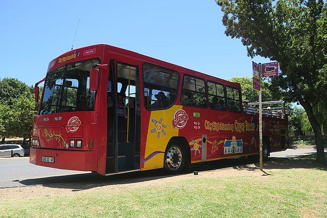 Kapstadt mit Kindern Hop On Hop Off Bus Doppeldeckertour Kapstadt (3)