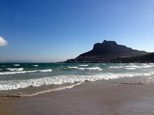 Familienurlaub Südafrika - Safari mit Kindern - Strand von Hout Bay mit Kindern