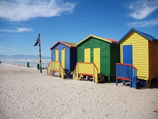 Familienurlaub Südafrika - Safari mit Kindern - Strandurlaub Südafrika Simonstown