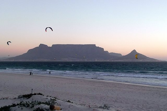Kapstadt mit Kindern Tafelberg Ausflug Kapstadt