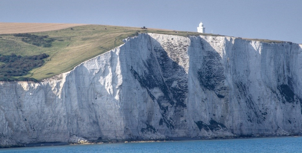 England mit Kindern - Kalkfelsen Dover
