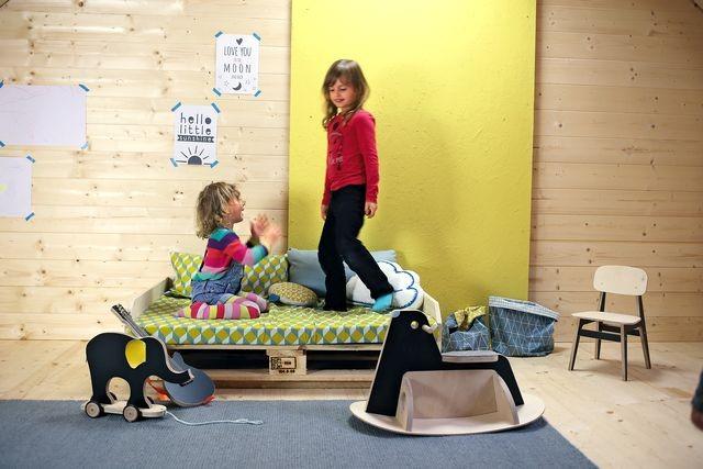 DIY Ideen fürs Kinderzimmer zum Selbermachen