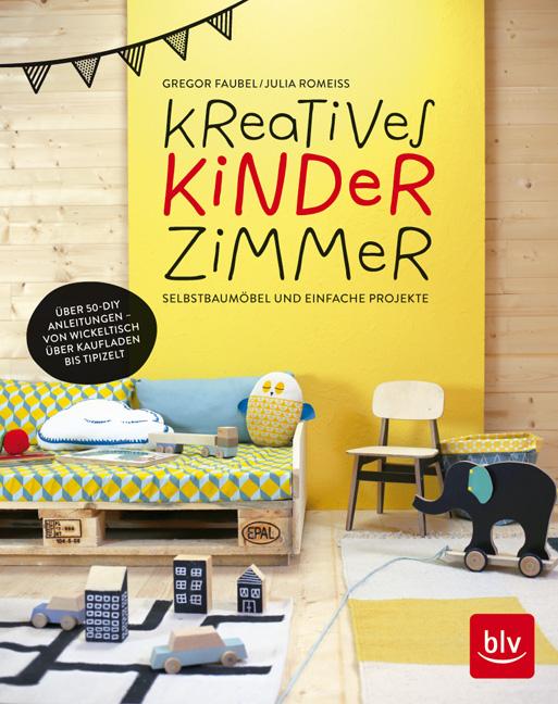 kreatives kinderzimmer - witzige diy projekte - my city baby münchen - Kinderzimmer Ideen Diy