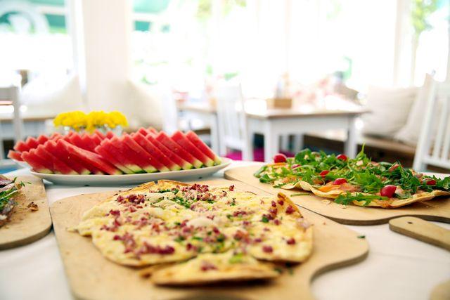 Britax Blogger Cafe leckeres Essen