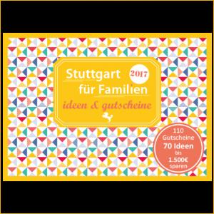 Familiengutscheinbuch Stuttgart
