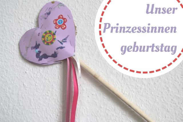 Prinzessinnengeburtstag - kindergeburtstag