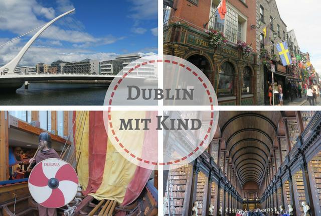 Ausflugstipps Dublin mit Kindern