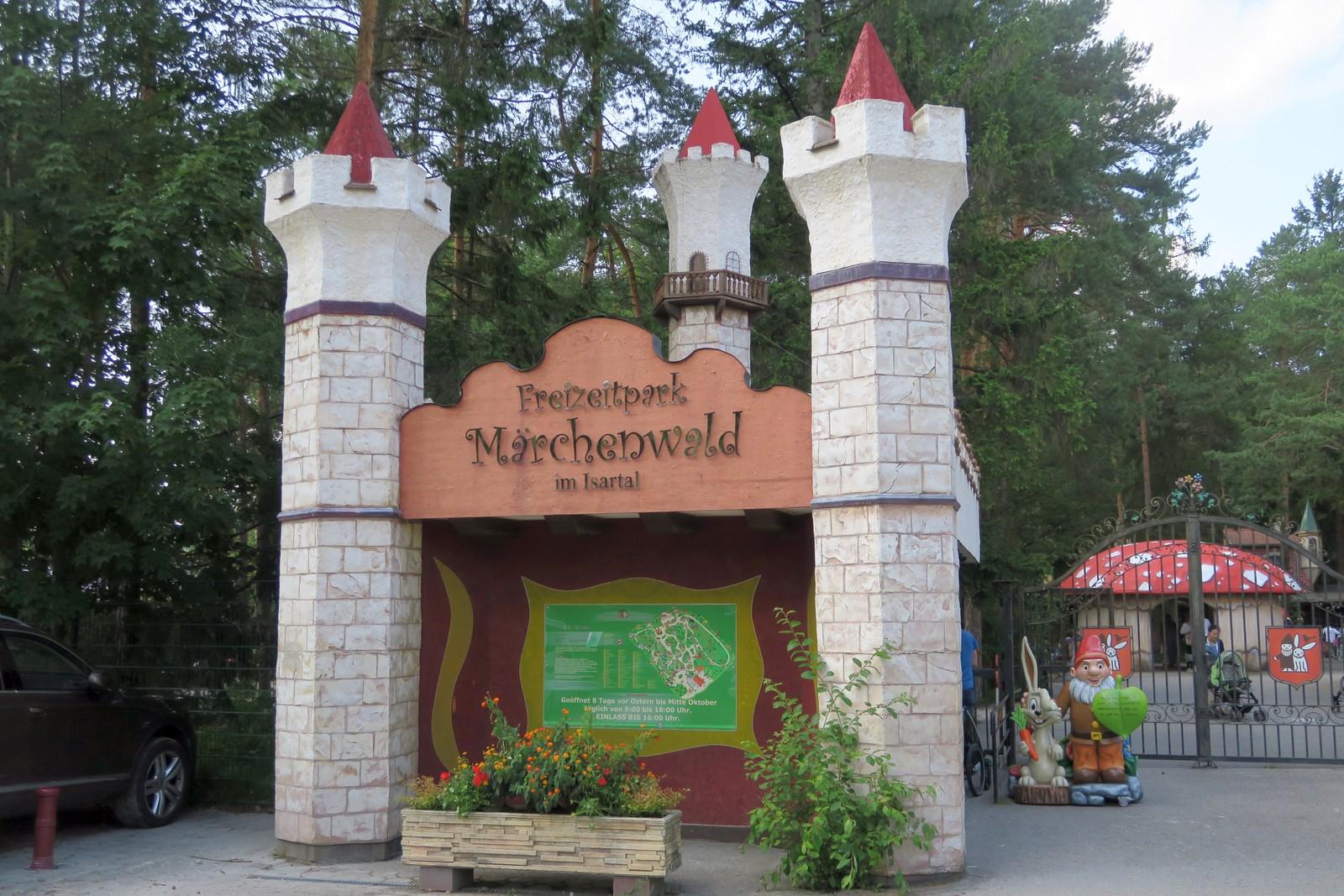 Bester Freizeitpark in Bayern