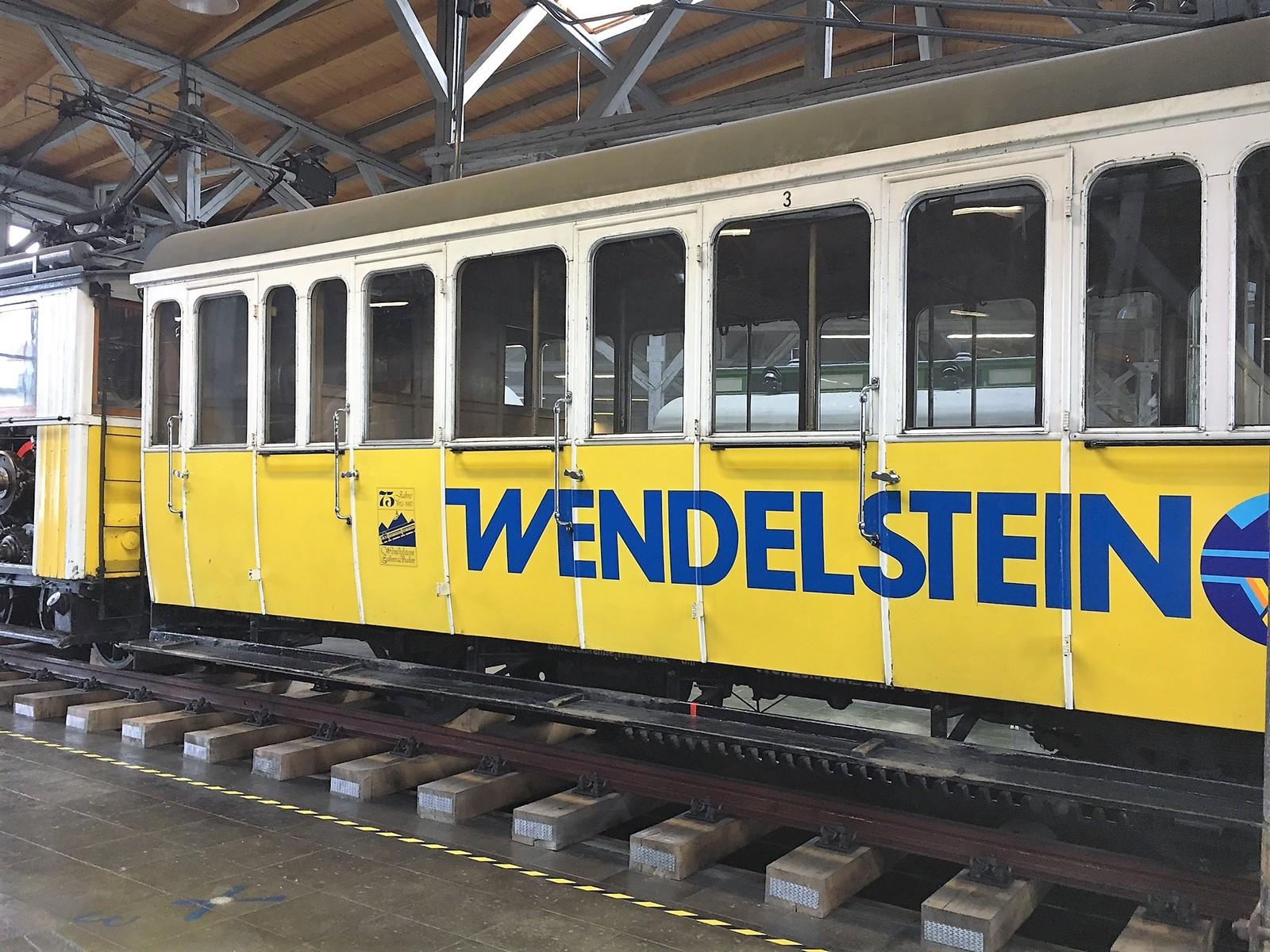 Wendelsteinbahn Lokwelt Freilassing