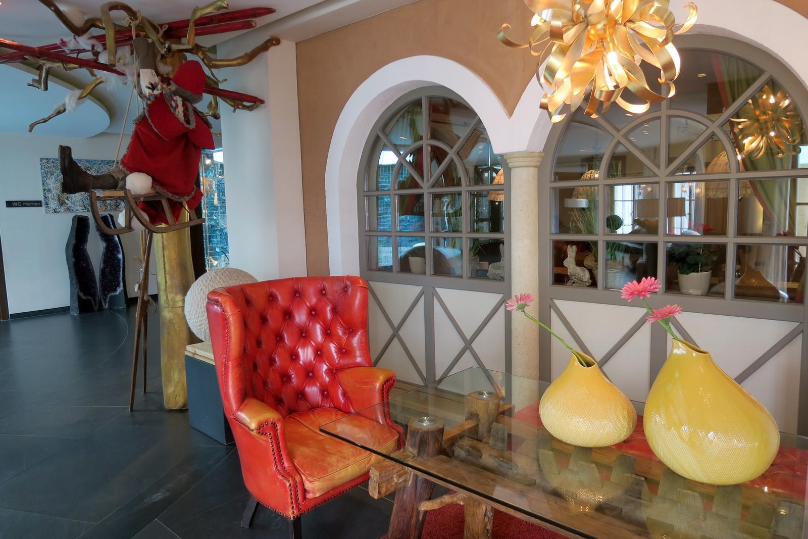 Familienhotel Alpenrose Lounge