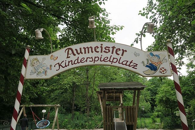 Englischer Garten Biergarten Aumeister