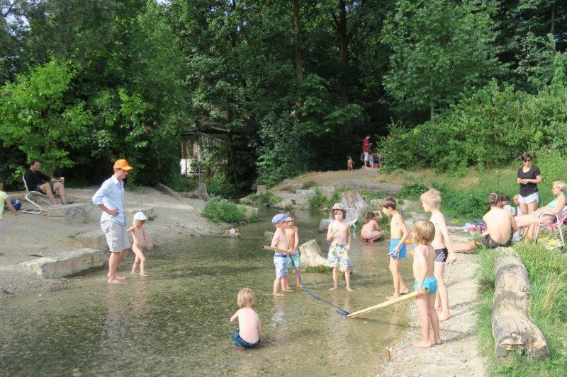 Rosengarten München mit Kindern (4)