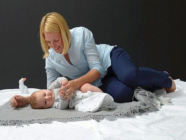 Babyschlaf Durchschlafen Einschlafen Gimacare1
