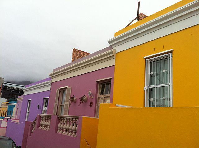 Kapstadt mit Kindern Ausflug Bo Kaap Kapstadt