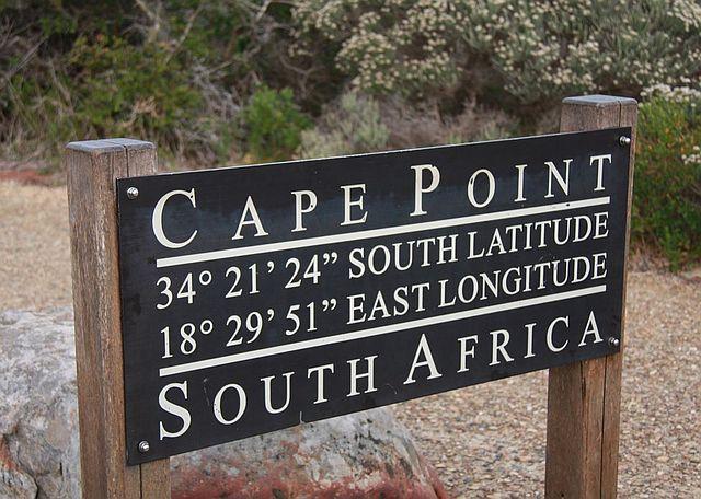 Kapstadt mit Kindern Ausflug Cape Point Kap der guten Hoffnung Kapstadt