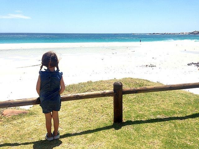 Kapstadt mit Kindern Camps Bay mit Kind Kapstadt