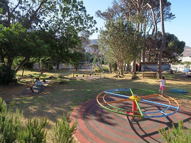 Kapstadt mit Kindern Deer Park Cafe Kapstadt