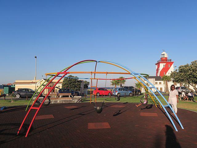 Kapstadt mit Kindern Greenpoint Kapstadt