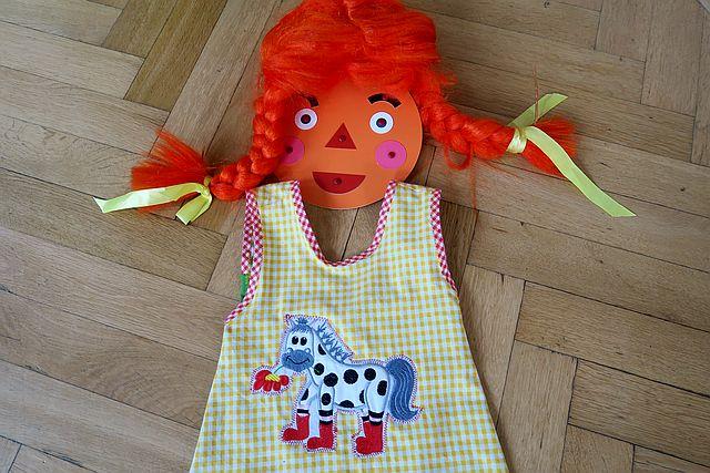 Faschingskostüm Pippi Langstrumpf Kostüm Selbst Machen