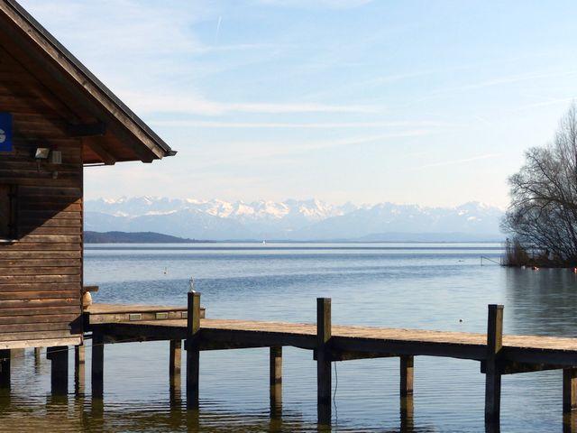 Familienausflug Starnberger See Possenhofen