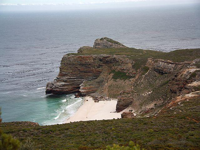 kapstadt mit Kindern Cape Point Küste Kapstadt
