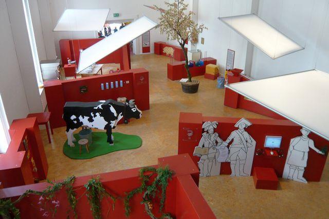 Kindermuseum München Iss was