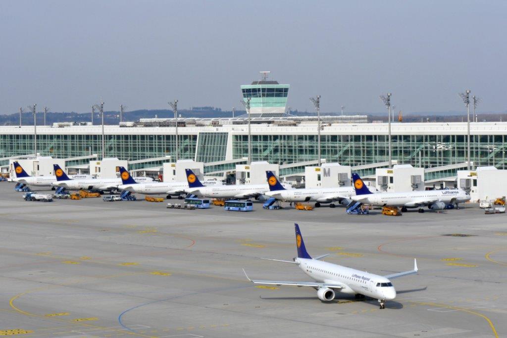 Pfingsten München 2016 Ausflüge Flughafen