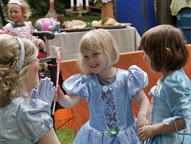 Kindergeburtstag Prinzessin prinzessinnengeburstag