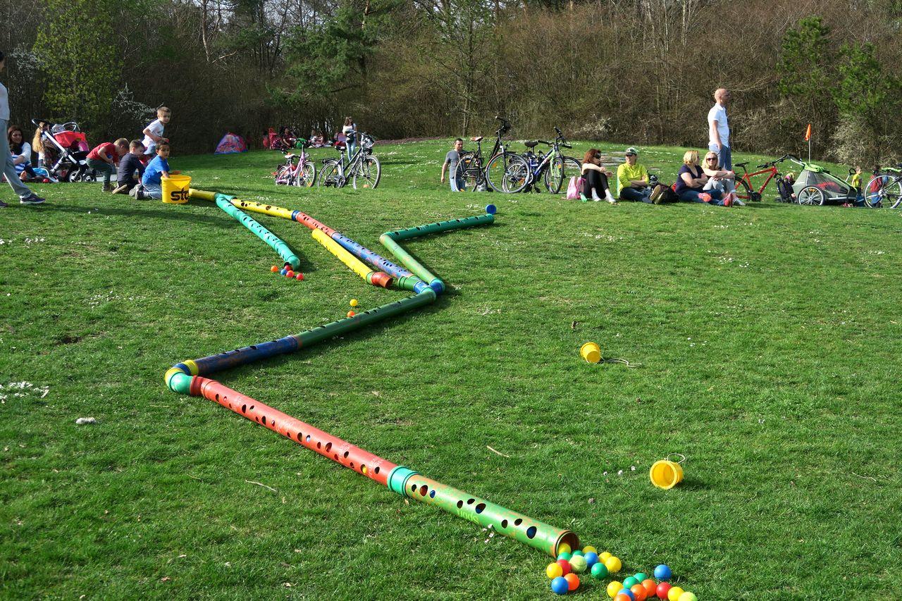 Ostpark mit Kind - Ostpark Spielen in der Stadt