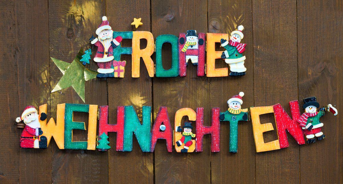 Weihnachten in München