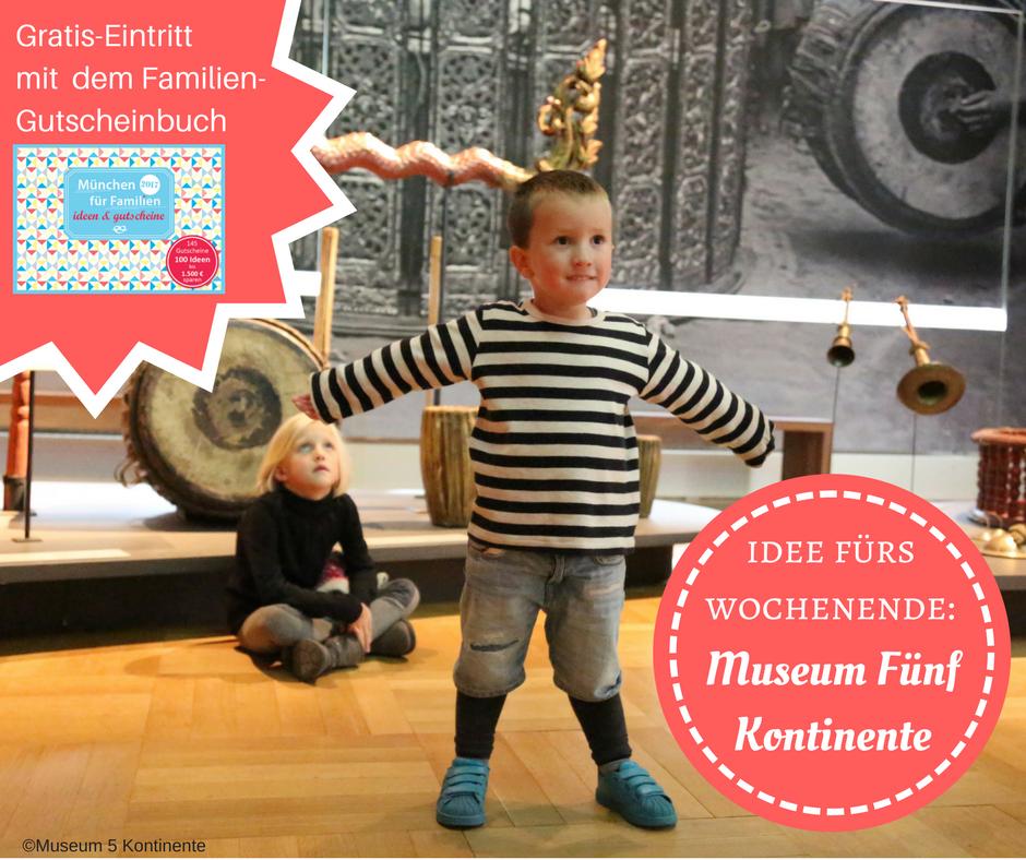 Familienaktivität am Wochenende_Museum 5 Kontinente