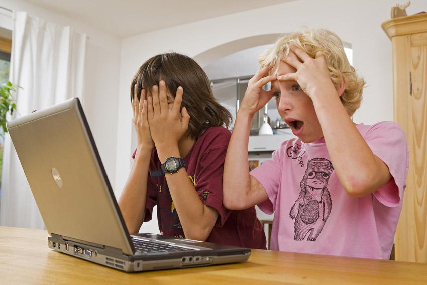 Internet Sicherheit -- Kapersky Kindersoftware