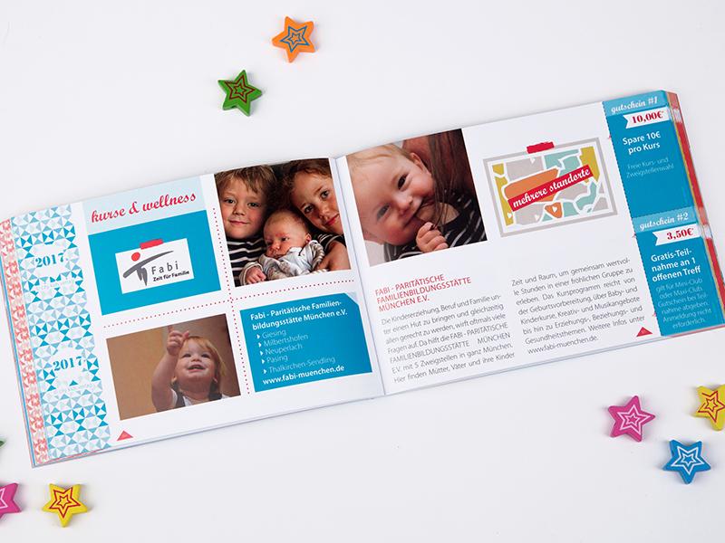 Gutscheinbuch München speziell für Familien