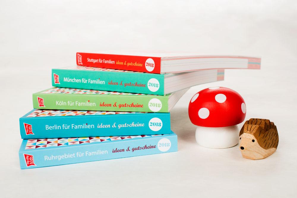 Gutsheinbücher für Familien