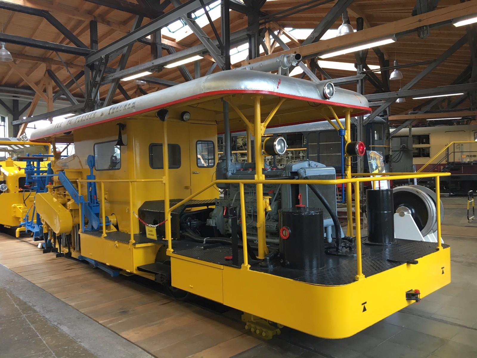 Museum für Jungs - Zugmuseum