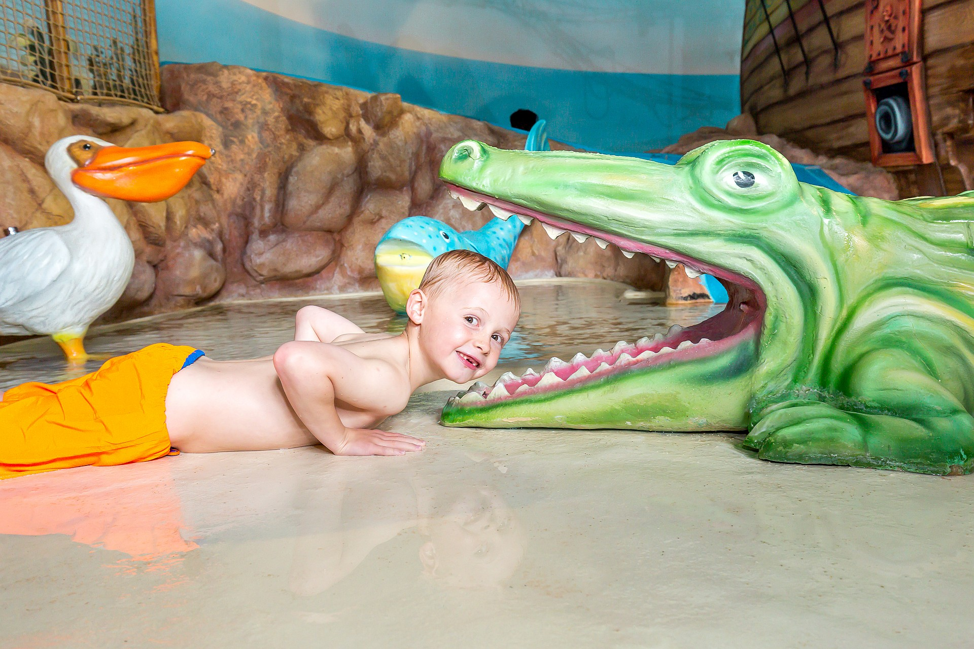Familienhotel Kinderschwimmbad