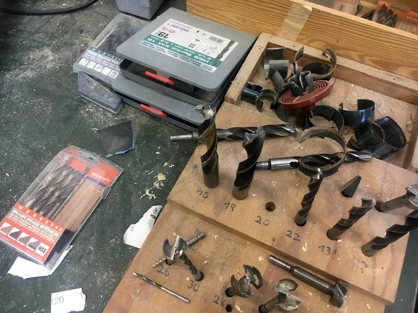 Arbeiten mit Holz in München