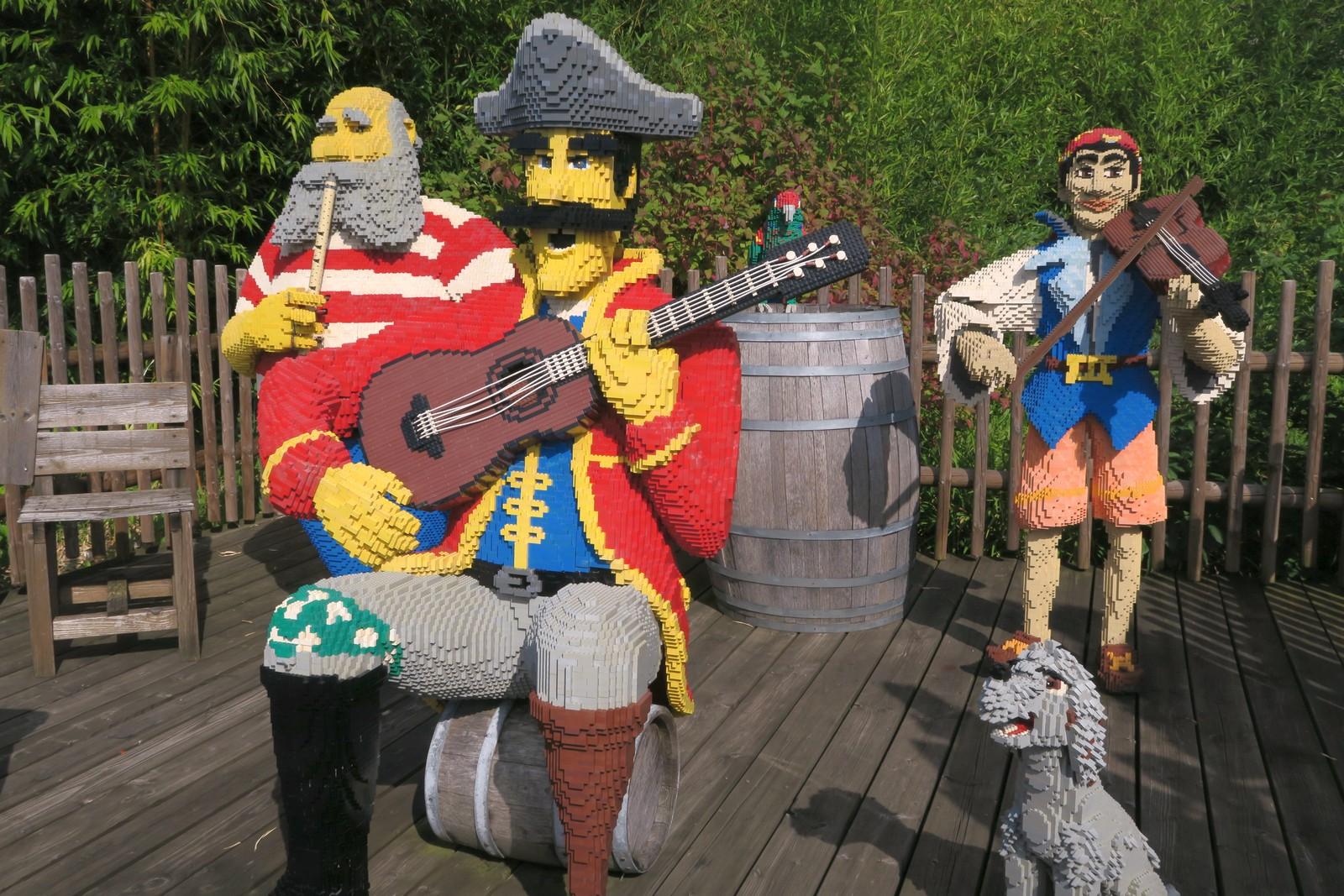 Legoland für Kleinkinder