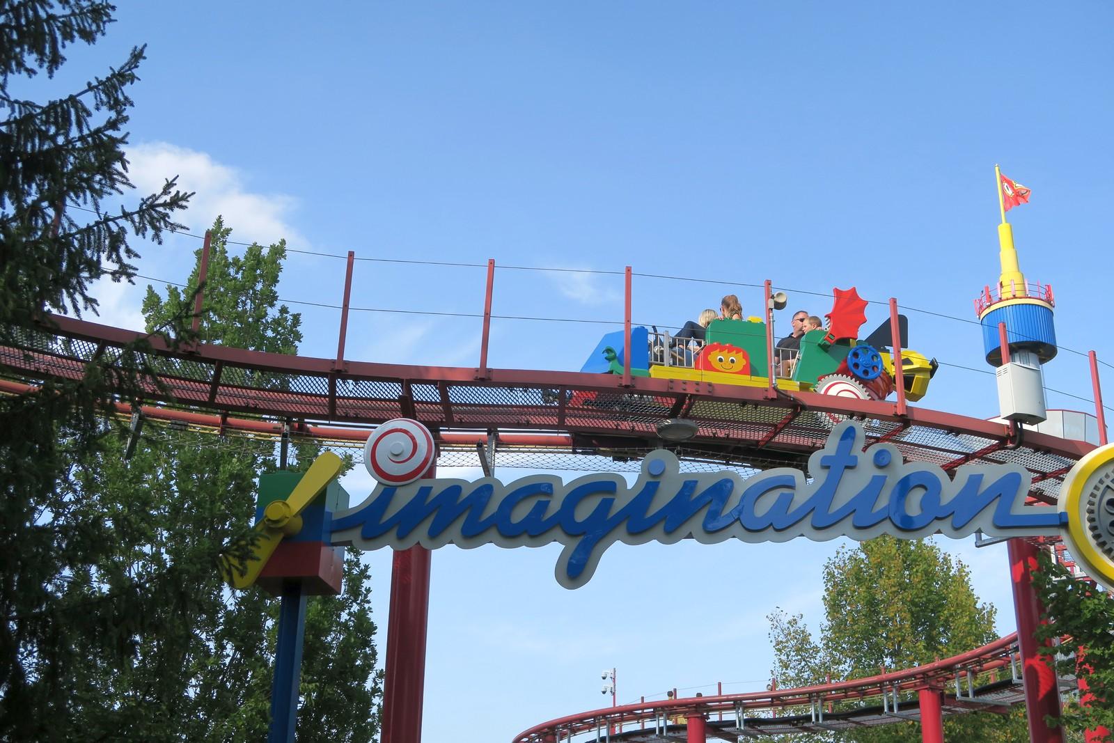 Lego Land Freizeitpark