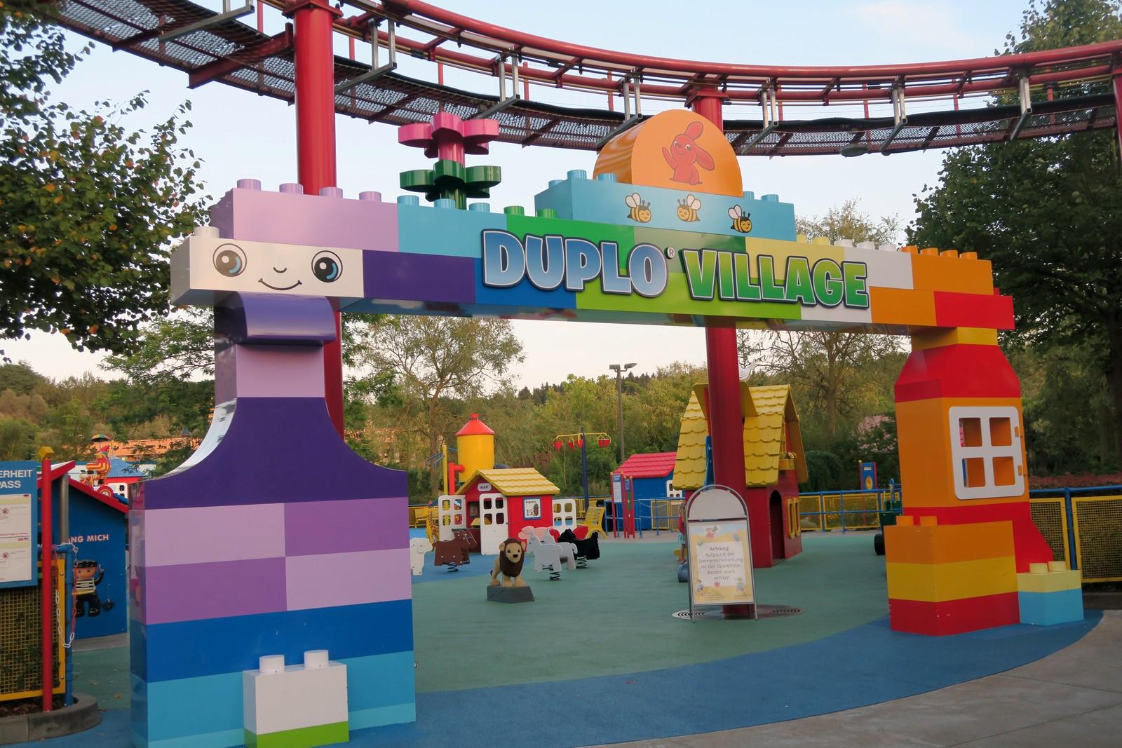die besten Attraktionen für Kleinkinder im Legoland