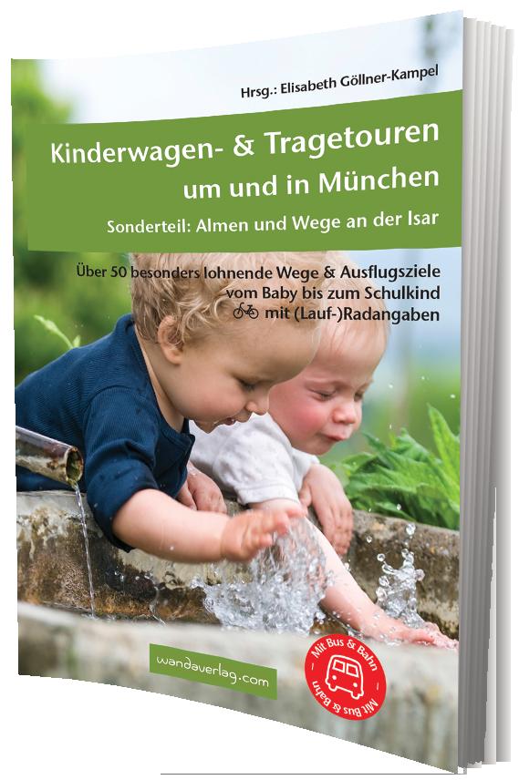 Mit Kinderwagen wandern in München