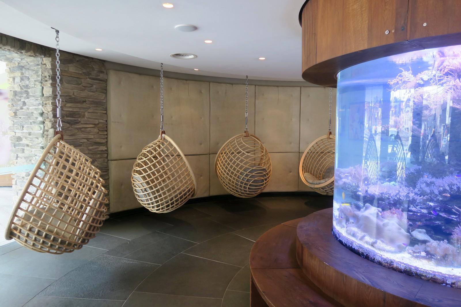 Kinderhotel Alpenrose Lobby