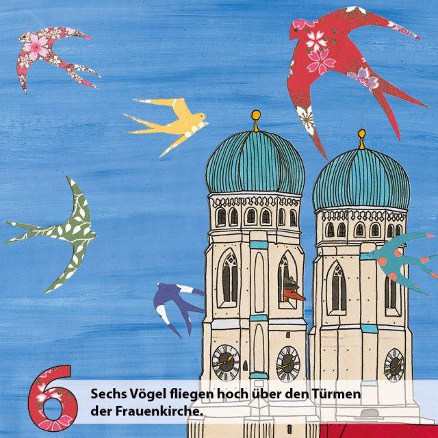 Kinderbuch über München
