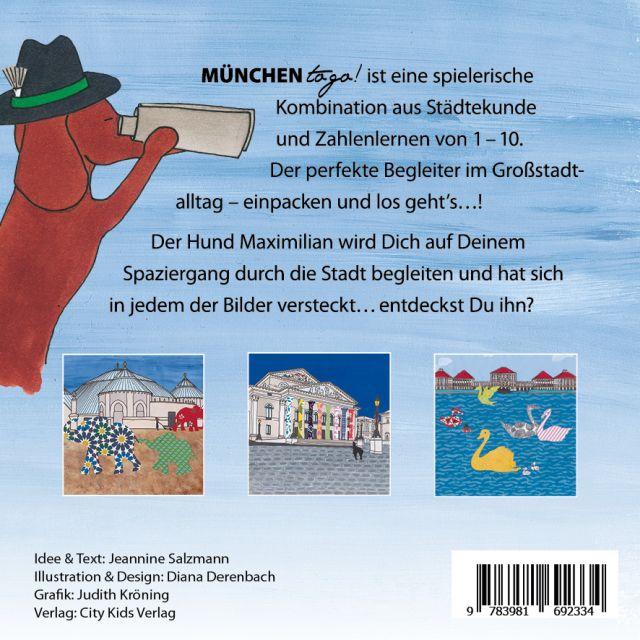 Pappbilderbuch München