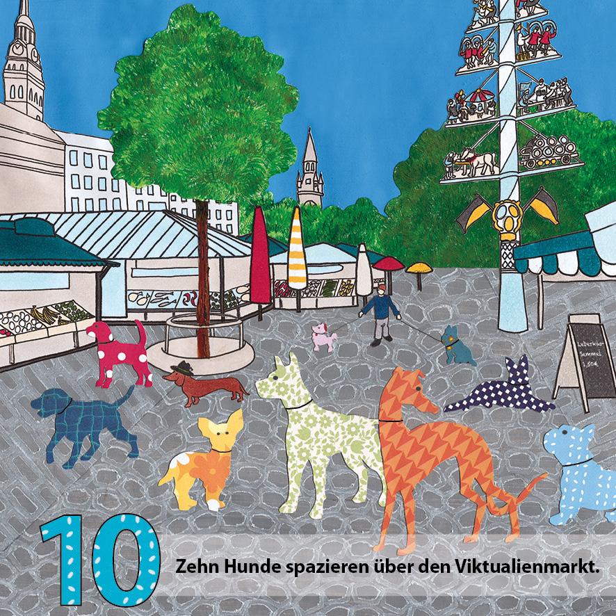 münchen to go Buch